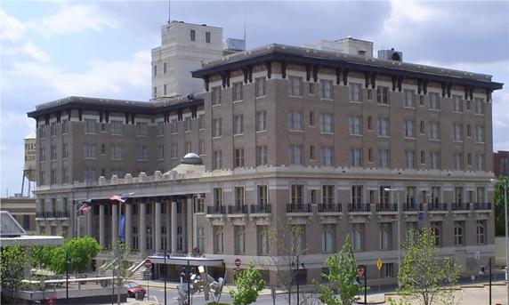 Historic Alexandria The Hotel Bentley Cenlamar