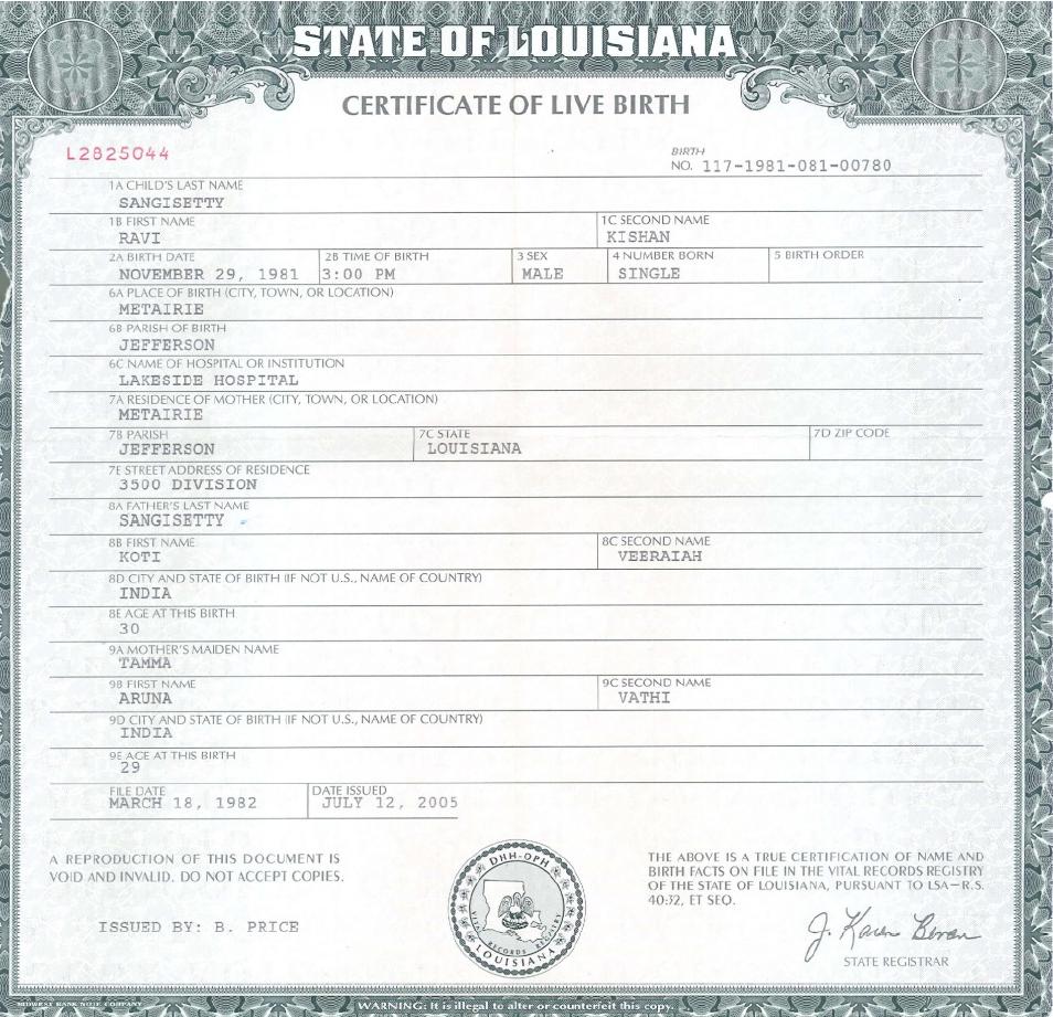 Will Louisiana, Jindal Crowe Over Birther Bill?