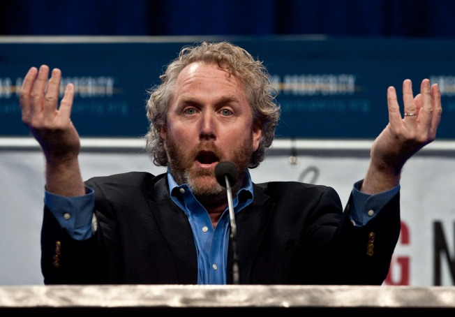 Andrew Breitbart, editor and founder of